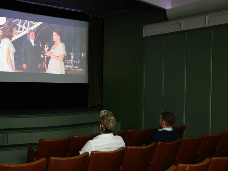 Watch a cult indie flick at Golden Age Cinema