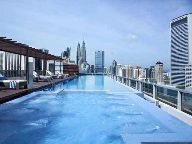 Best rooftop pools in kl - Rooftop swimming pool kuala lumpur ...