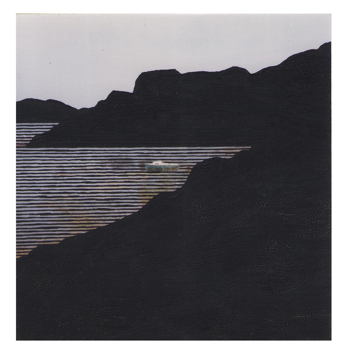 Jochen Gerner - Lac Noir • Jusqu'au 8 avril