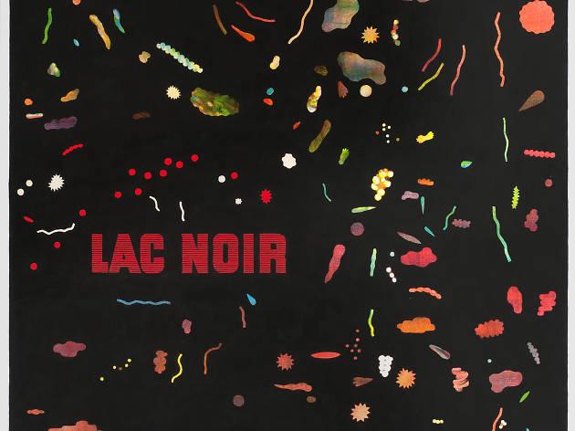 Jochen Gerner - Lac Noir