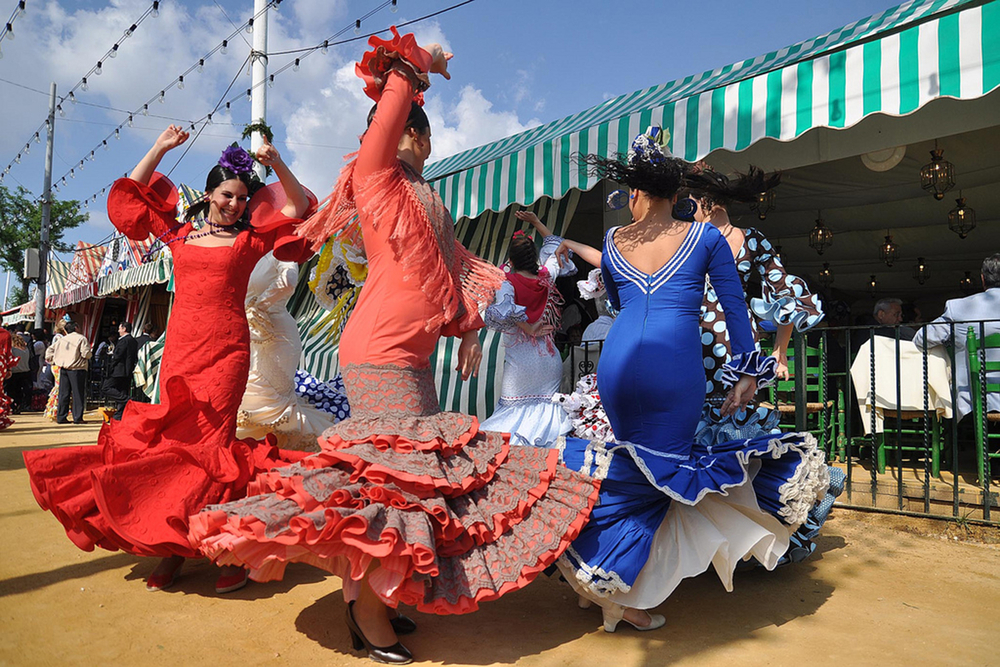 La Feria de Abril también se celebra en Madrid