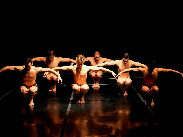 Spring's must-see Israeli dance performances