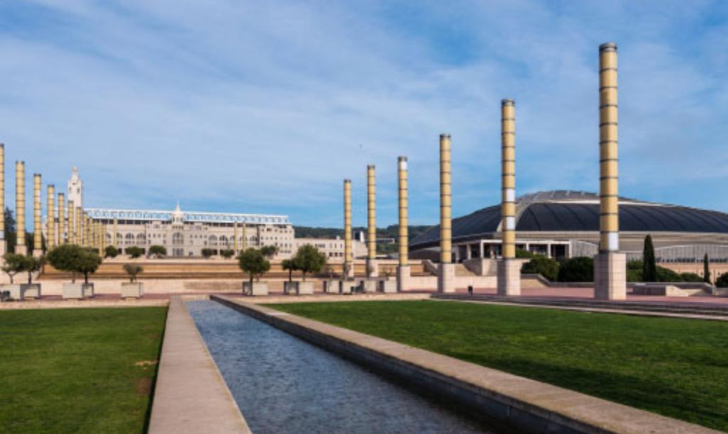 Estadi Olímpic de Montjuïc Lluís Companys (Olympic Stadium)