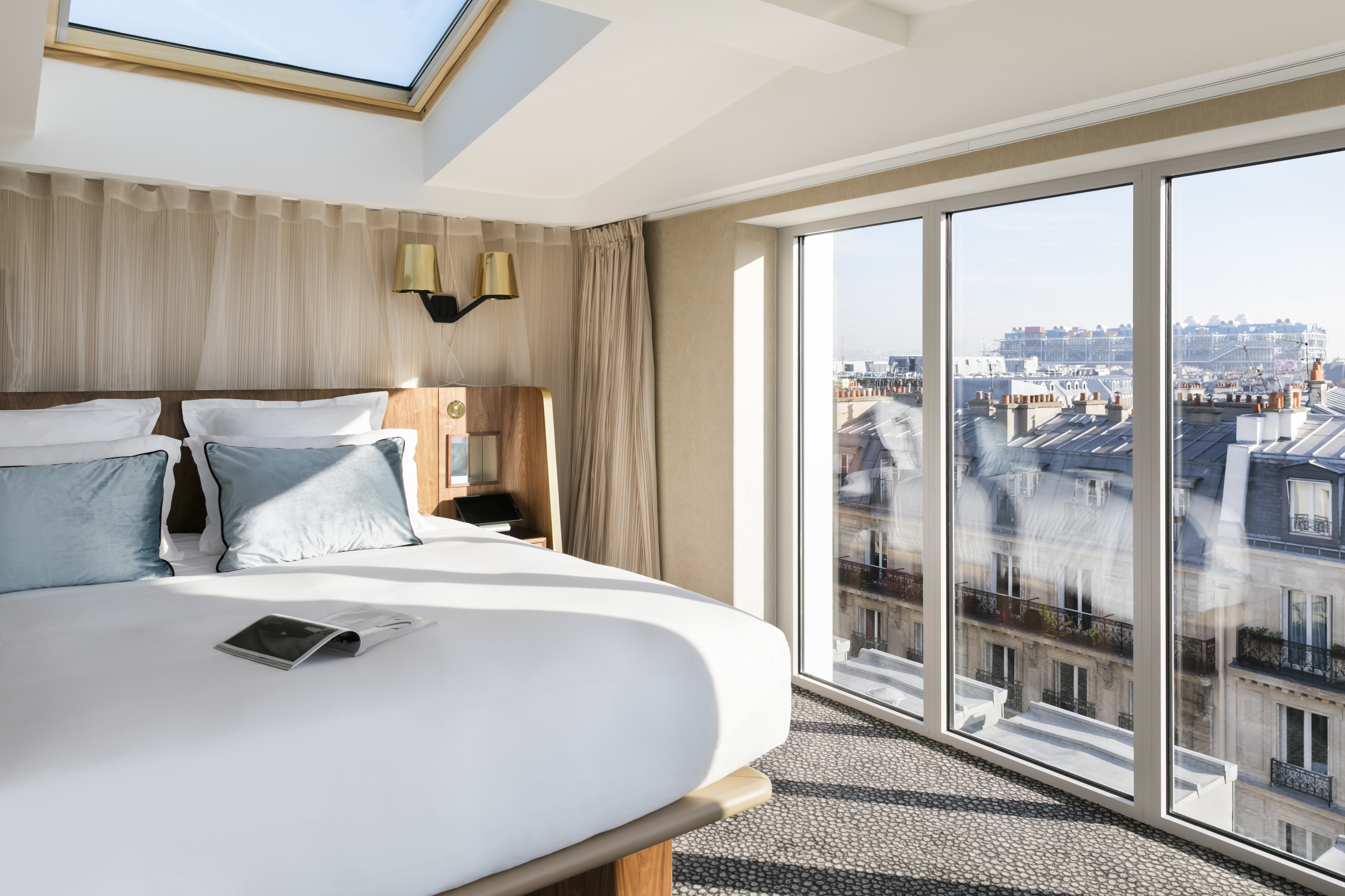 Maison albar hotel paris c line hotels in les halles paris for Hotel design paris 7