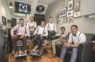 The Black Tie Barber Shop