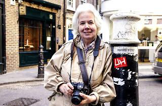 Maggie Jones, photographer of bollards