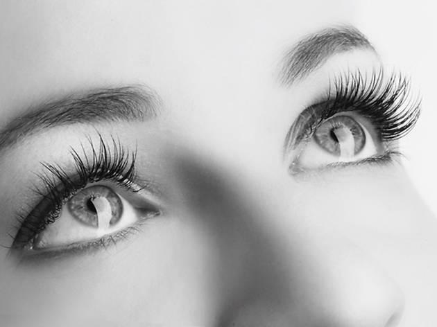 Eyelashes by Jessica
