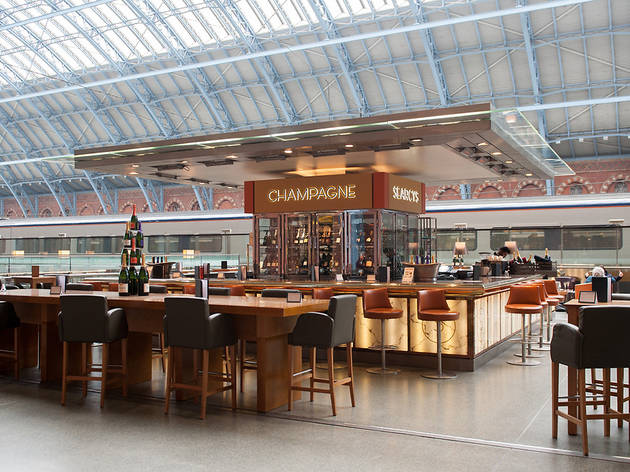 Searcys St Pancras Grand