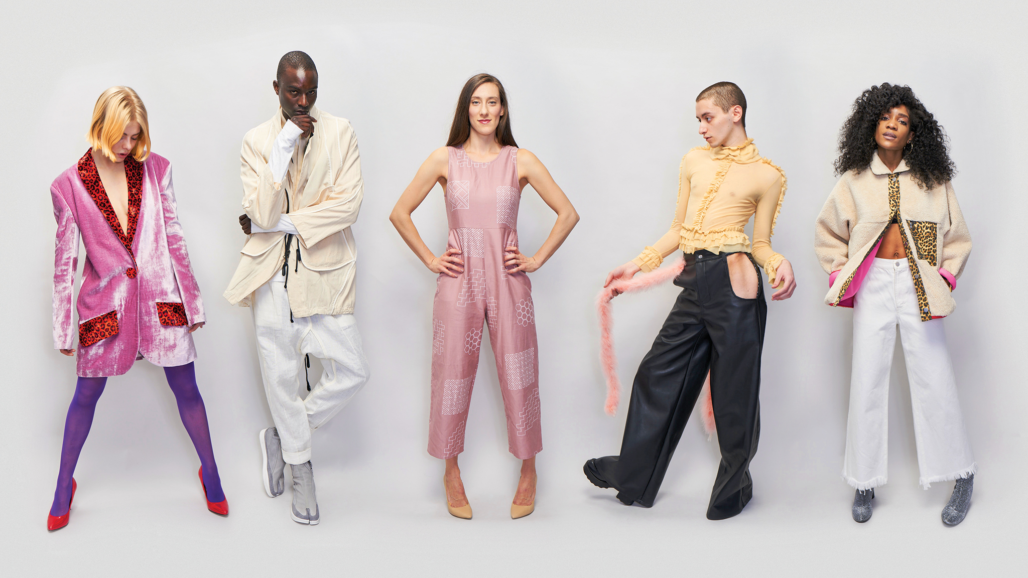 Meet the six designers who are making waves in the New York fashion scene