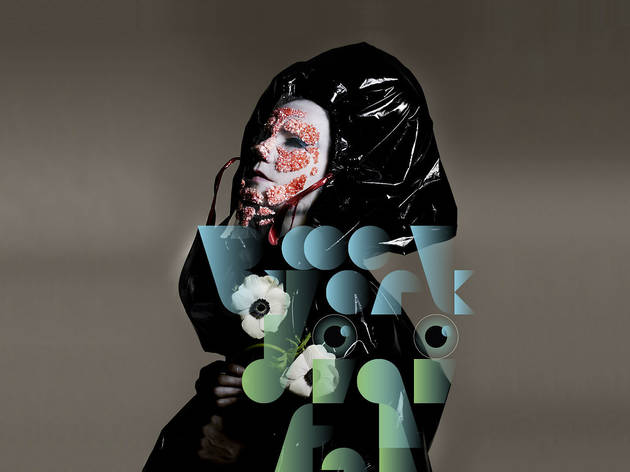 (Foto: Cortesía Björk/Nick Knight/ M/M Paris)