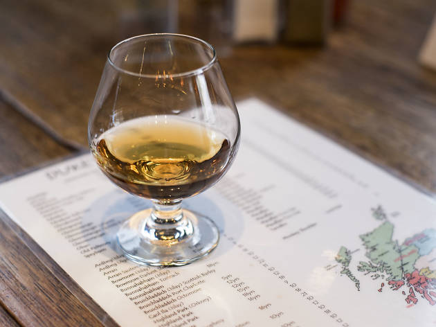 The best whiskey bars in Chicago