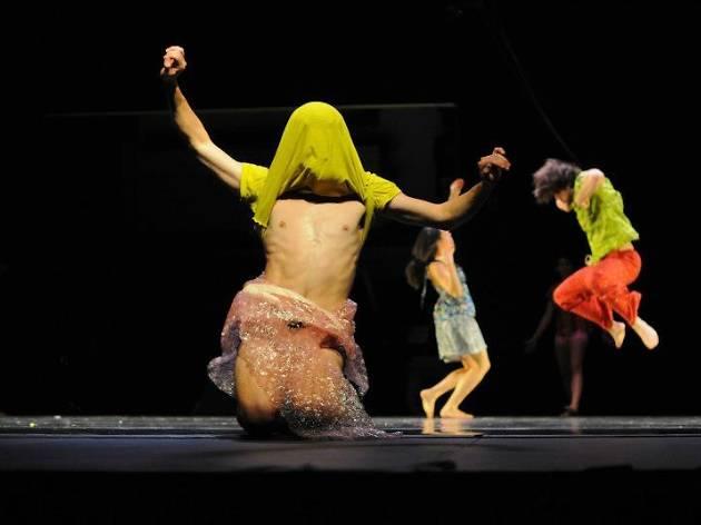 Comedy in Dance Festival