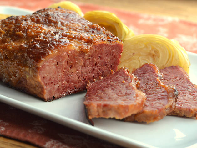 The best places to get corned beef in NYC