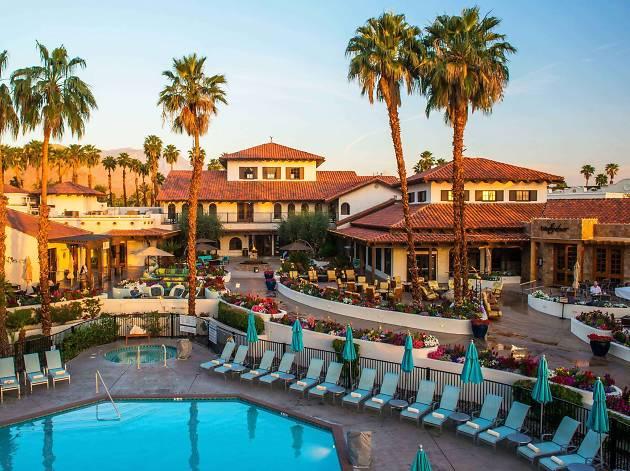Best Hotels For Coachella Omni Rancho Las Palmas