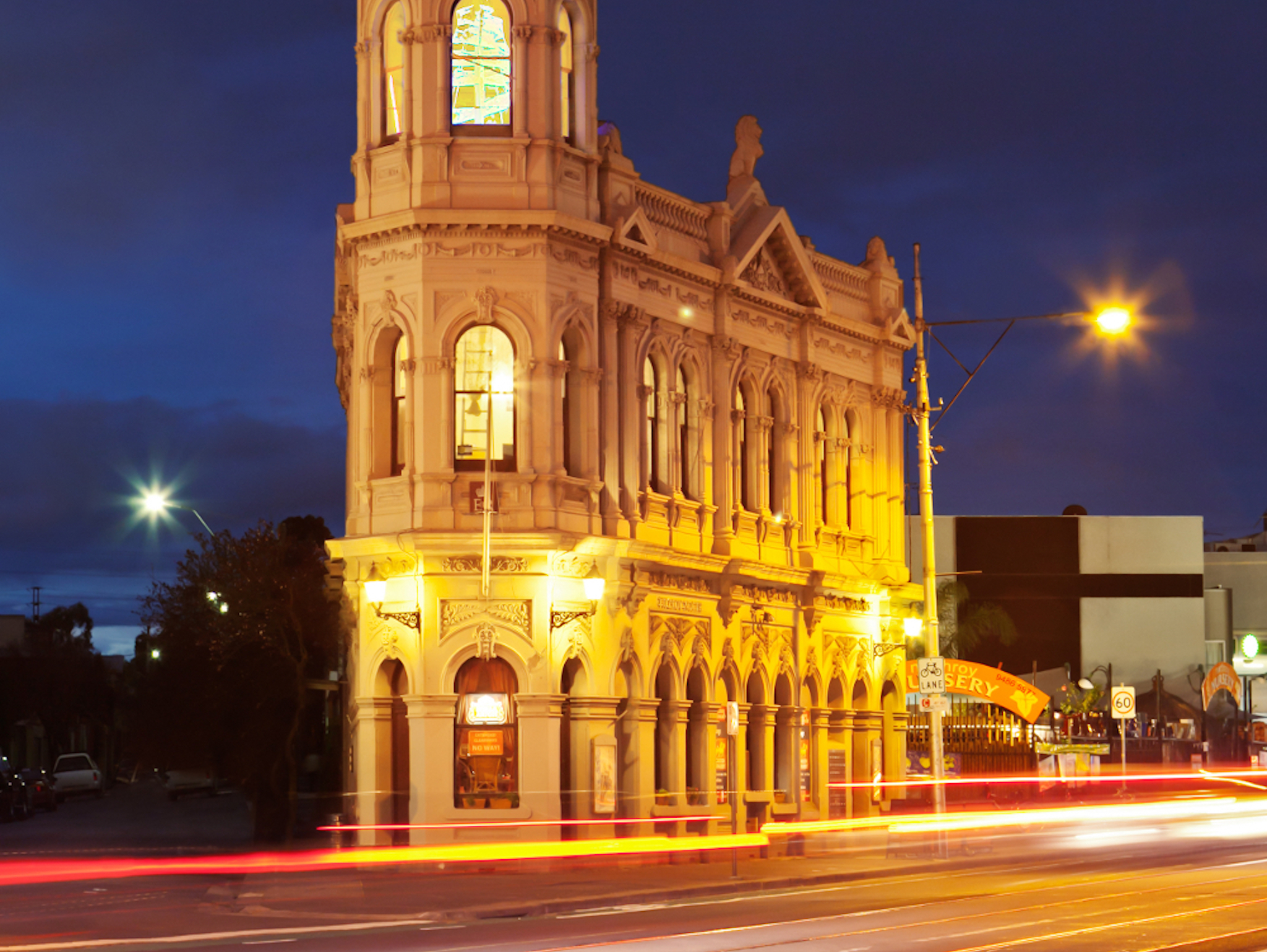 Fitzroy Pinnacle building