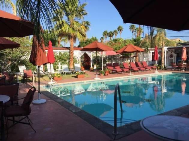 Photograph Courtesy Casa Larrea Inn Hotels