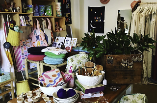 Gifts and homewares at Teeny Tiny Hunt in Richmond