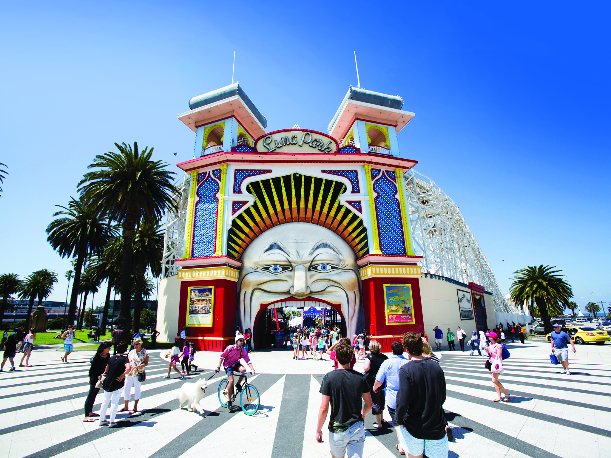 How To Start Your Own Photo Booth Rental Business - Part 1 Luna park pictures melbourne