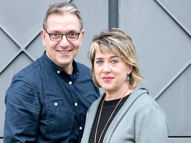 Núria Gambín i Xavier Torralba