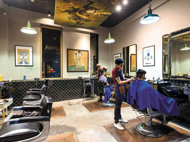 Men's grooming in Singapore