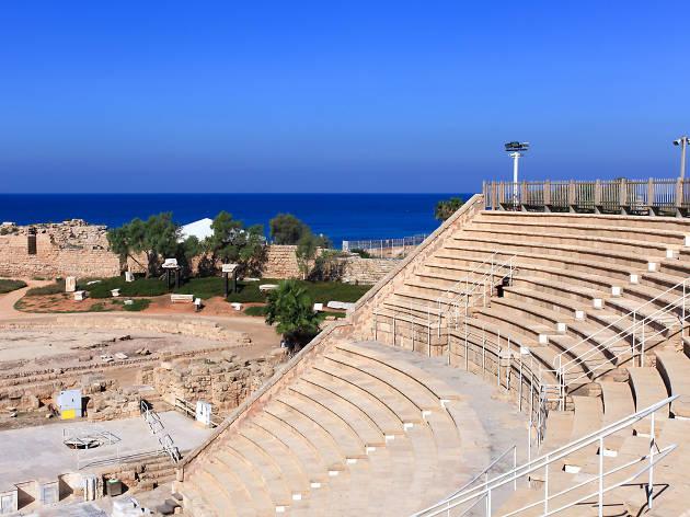 Caesarea Amphitheatre