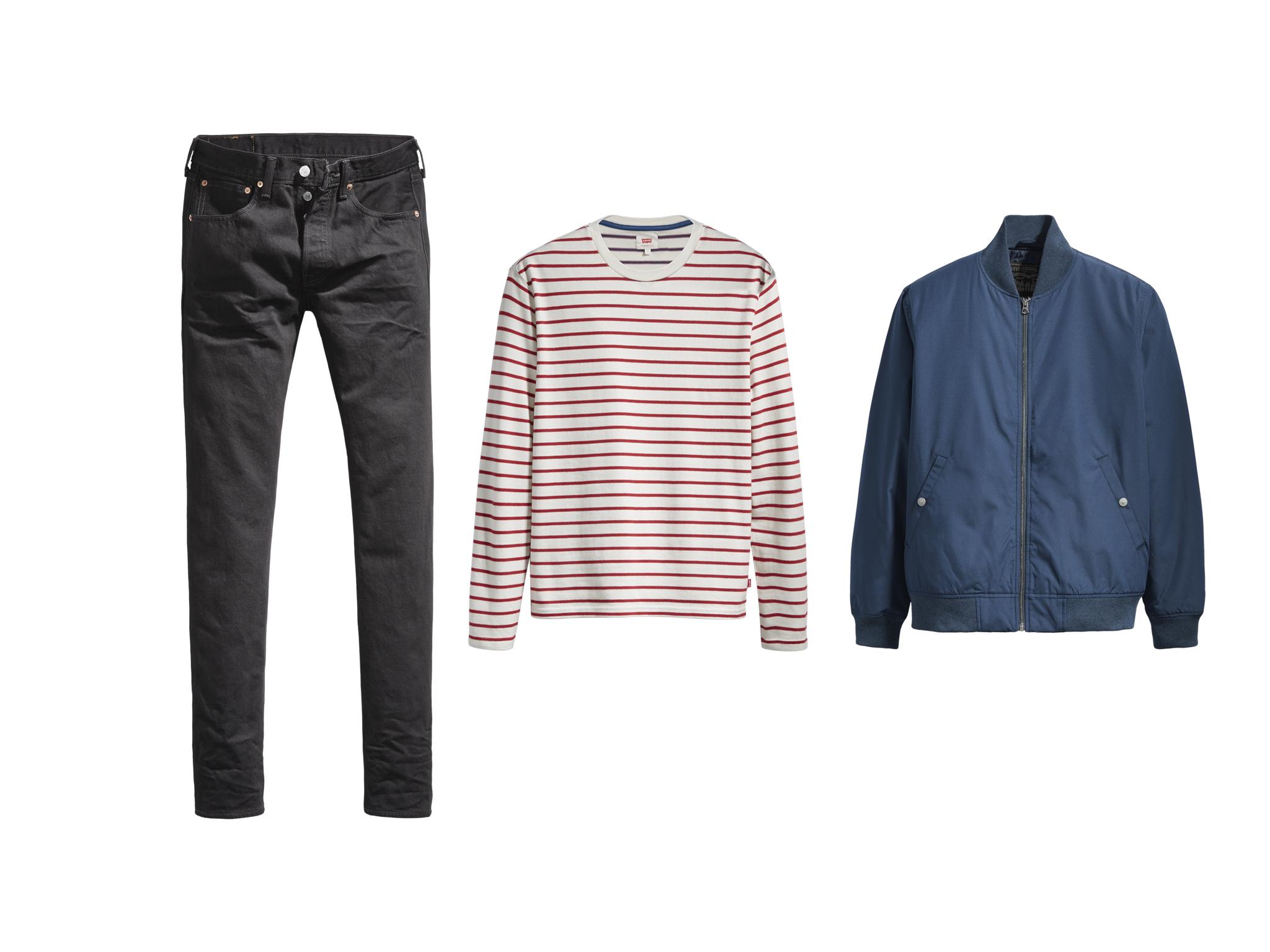 Look 3 - O minimalista
