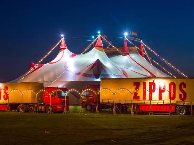 Zippos Circus: Jigit!