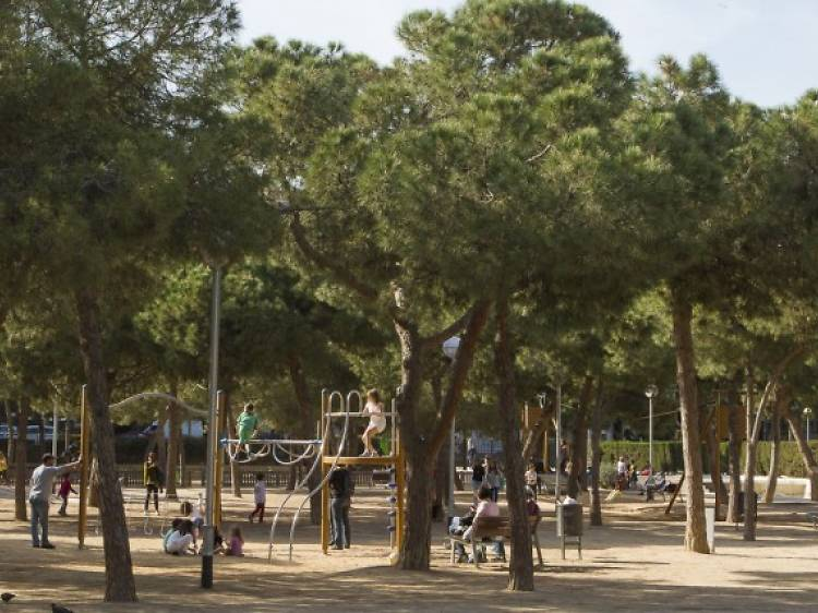 Parks for families and kids