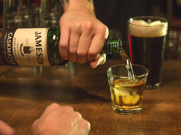 Where to drink whiskey this St.Patrick's Day
