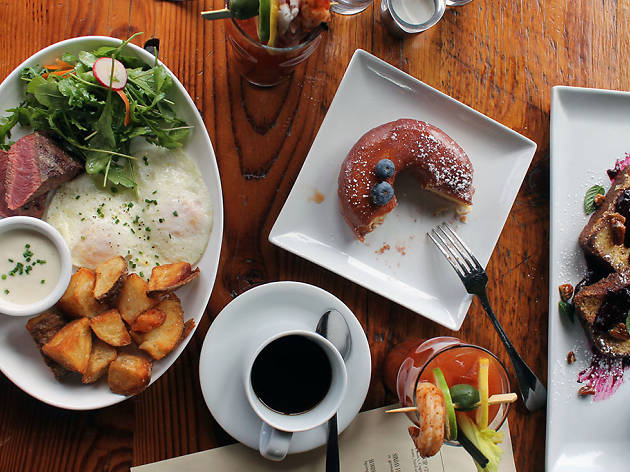 Where to eat the best brunch in America