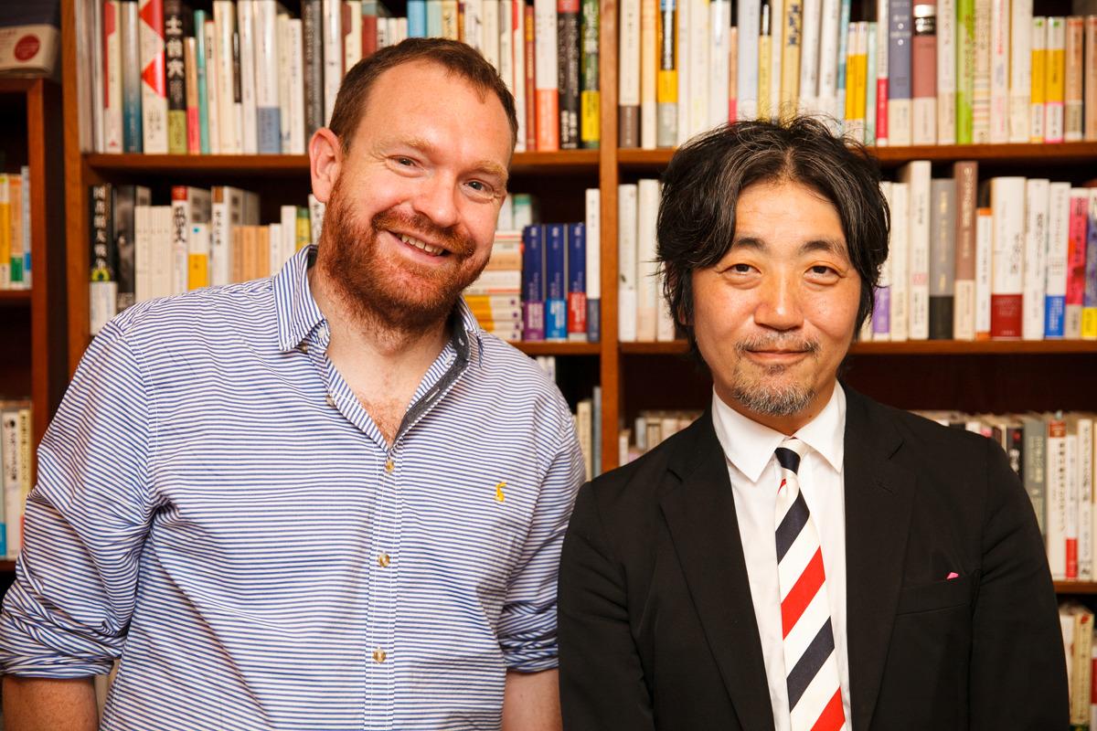 インタビュー:嶋浩一郎