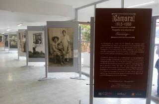 Exposición Cámara 1915-1950