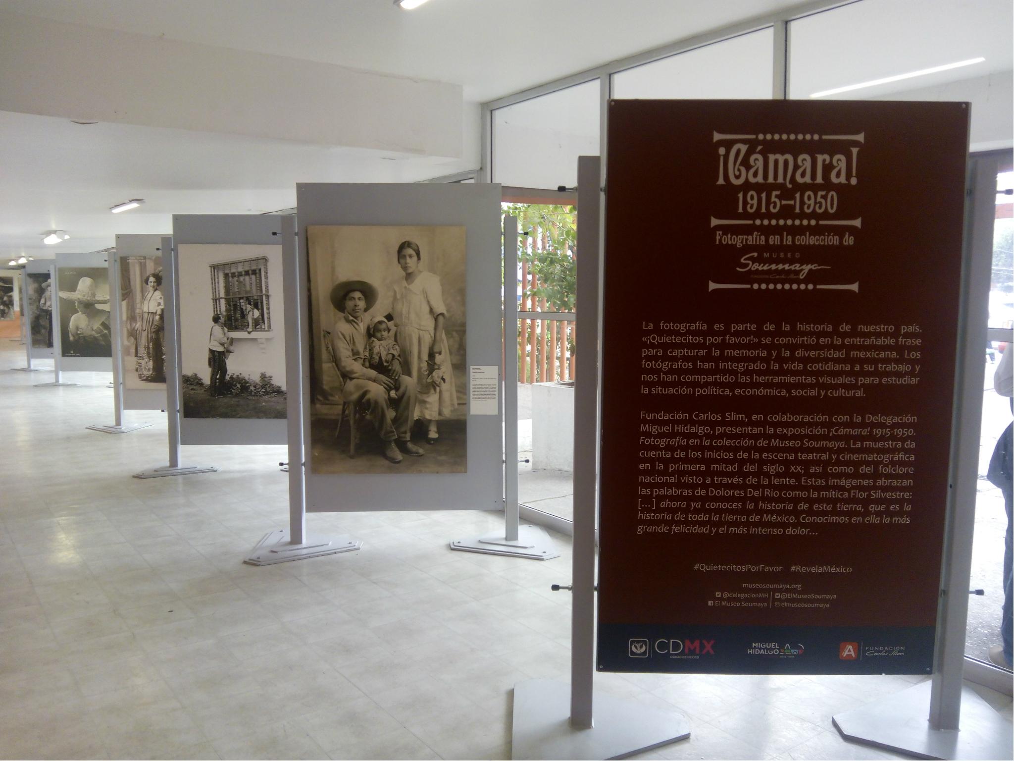 Cámara 1915-1950