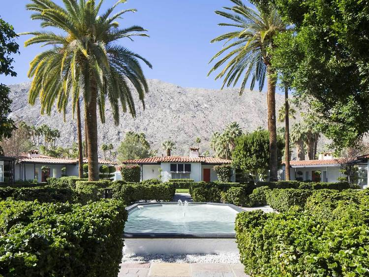 The 10 best hotels in Palm Springs