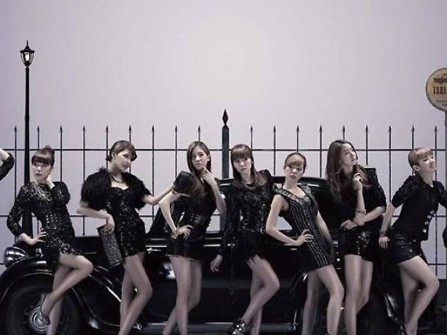 banda Girls Generation