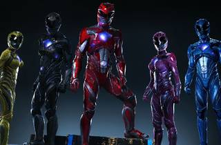 Power Rangers cropped