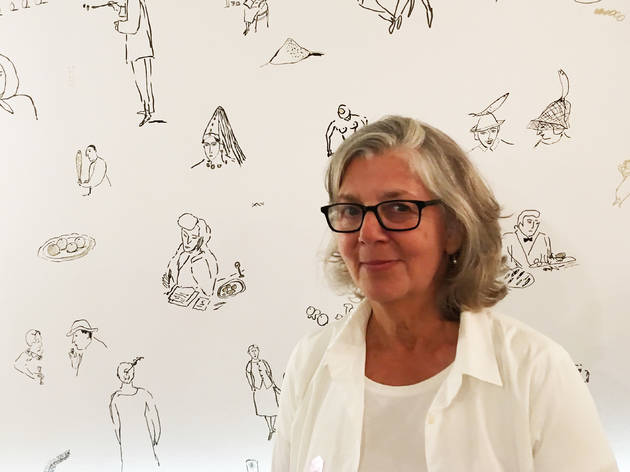 Get in character with Maira Kalman