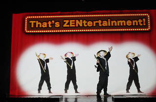 That's ZENTERTAINMENT!