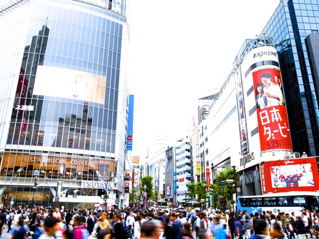 渋谷で一番好きな店