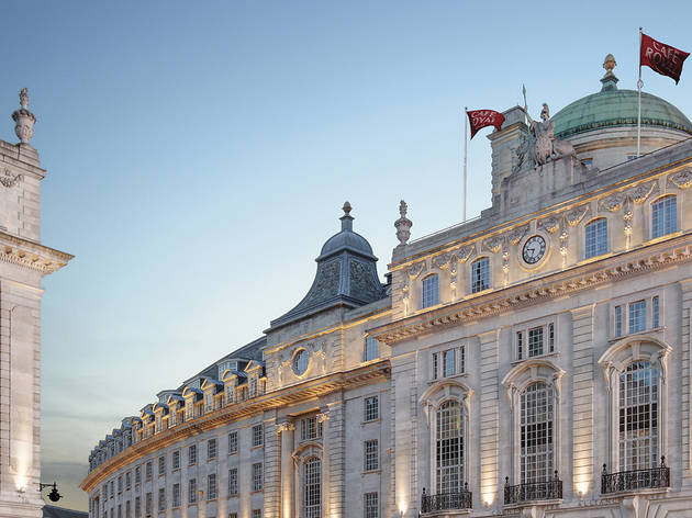 Hotel Cafe Royal, RA competition 2017