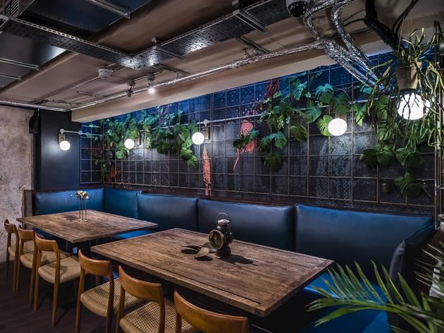 Kricket Restaurants In Soho London