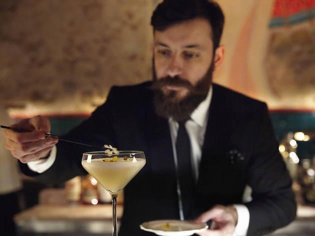 Os cocktails do Beco foram criados por Dave Palethorpe