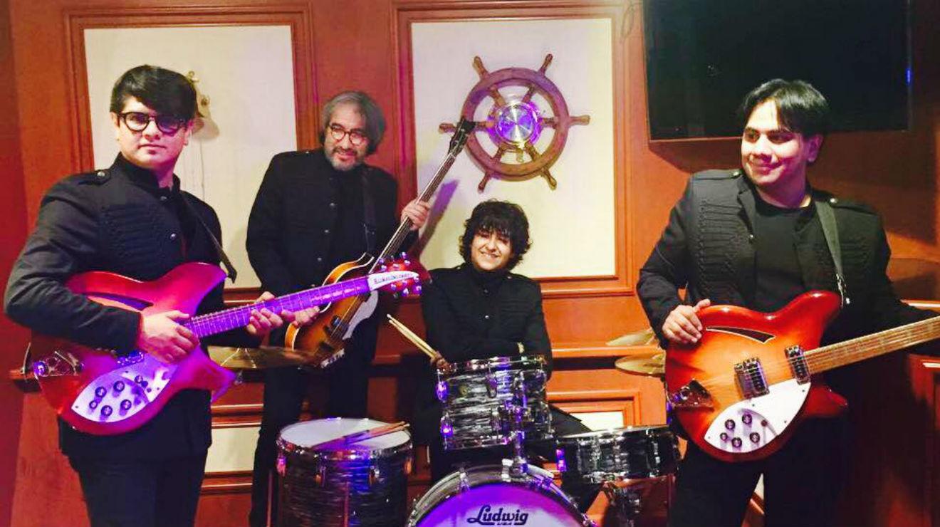 Grupo Morsa, una banda tributo a The Beatles