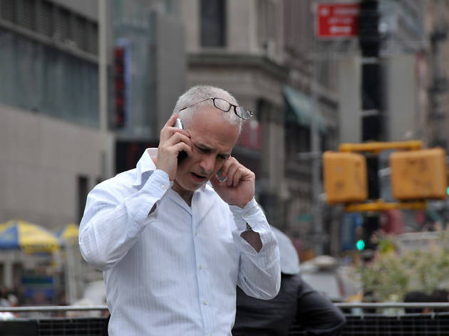 NYPD spying on cell phones