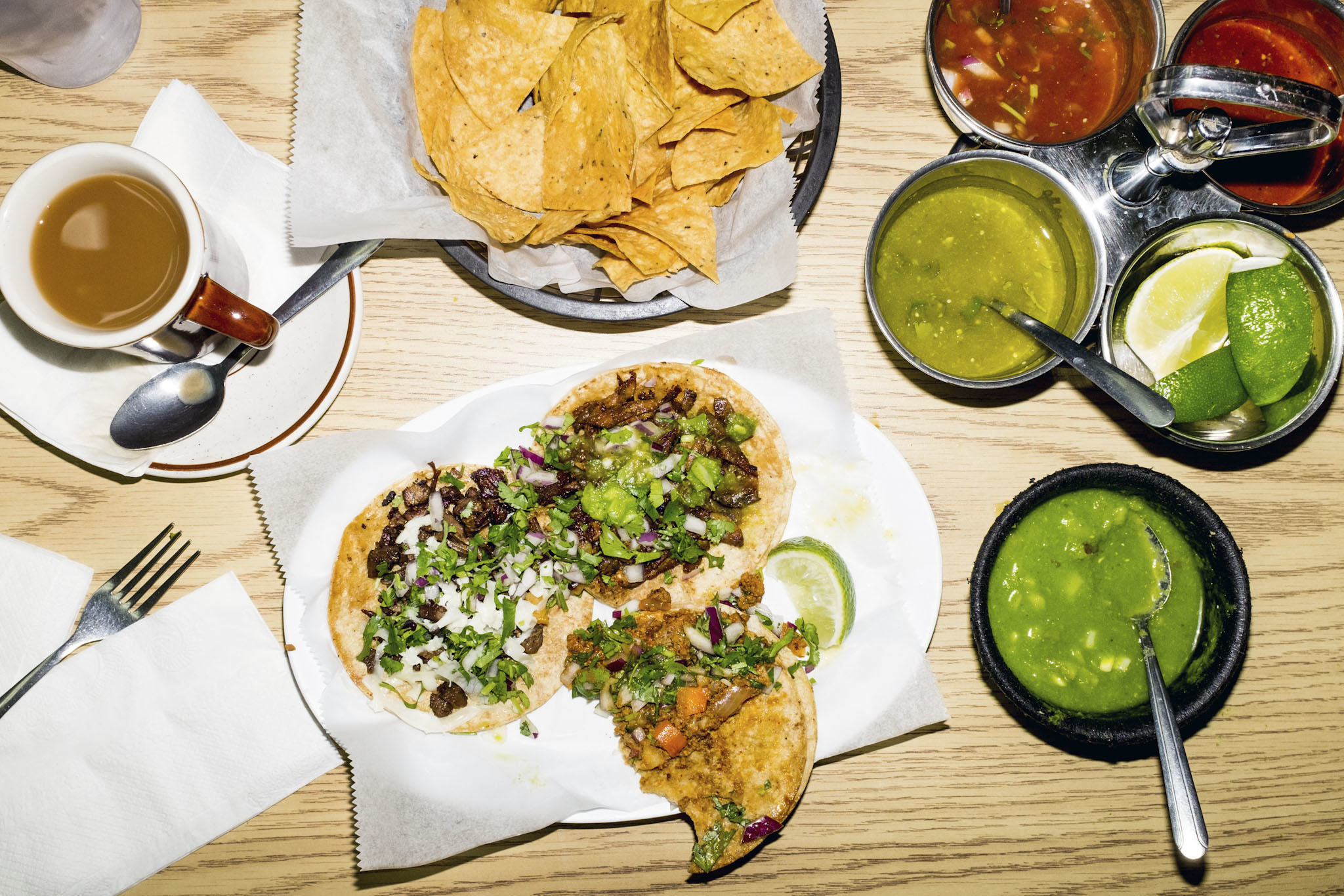 The best tacos in Chicago