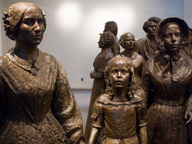 Seneca Falls and New York Women's History Trail