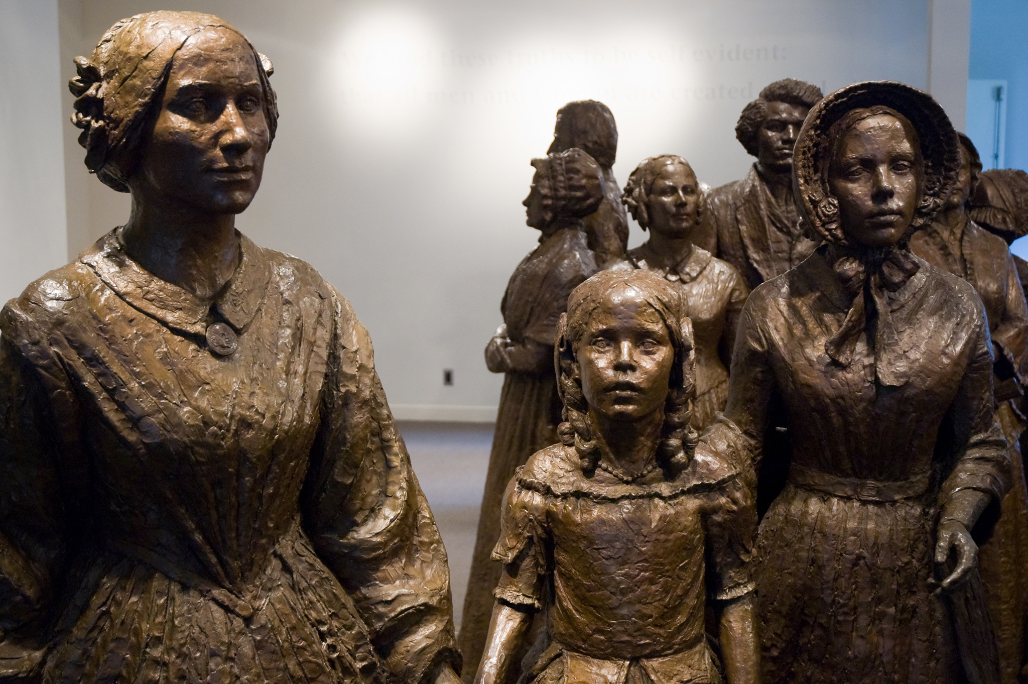 Seneca Falls and New York Women's History Trail