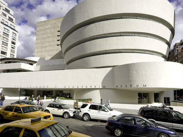A Day at the Guggenheim
