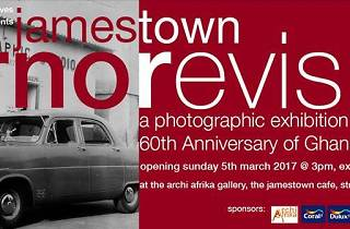 James Barnor's Jamestown Revisited | Photo Exhibition