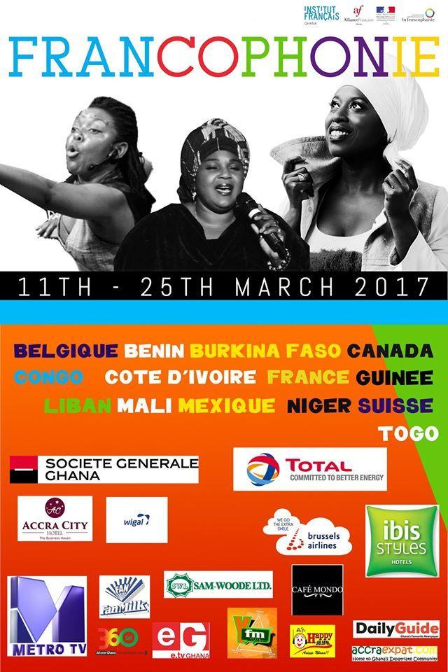 Francophonie Festival 2017